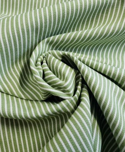 Jeans Oshkosh Stripe grün