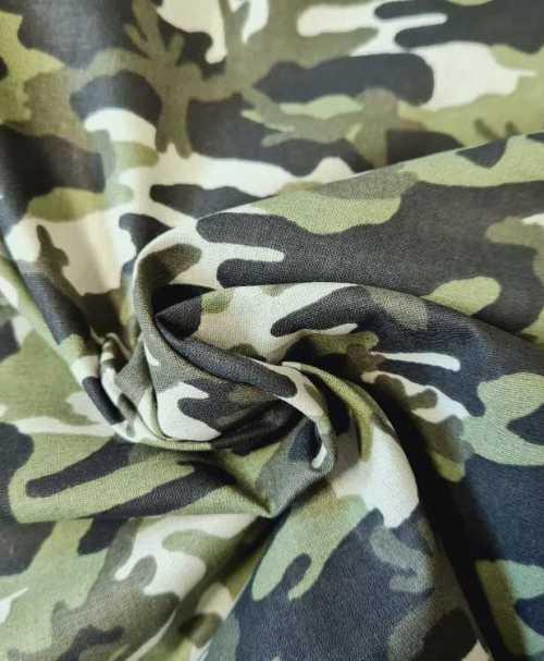 Webware Poplin S&W Camouflage khaki