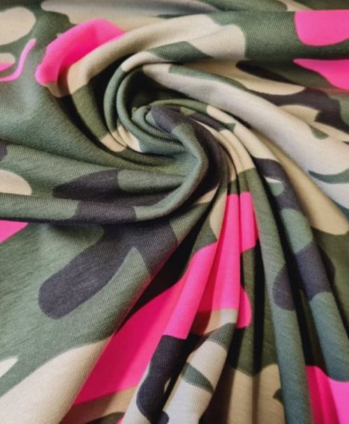 Jersey Camouflage, Neon pink