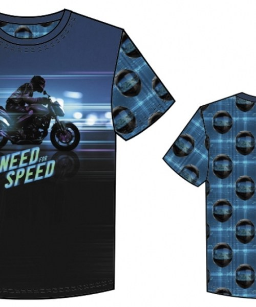 Jersey 3er-Panel need for speed