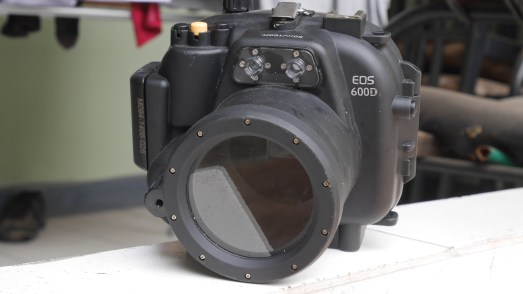 Meikon Underwater Canon 600D
