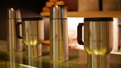 CozyField Cafe Merchandise
