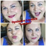 Opulence Lipstick: Loaded - Mauve Rose