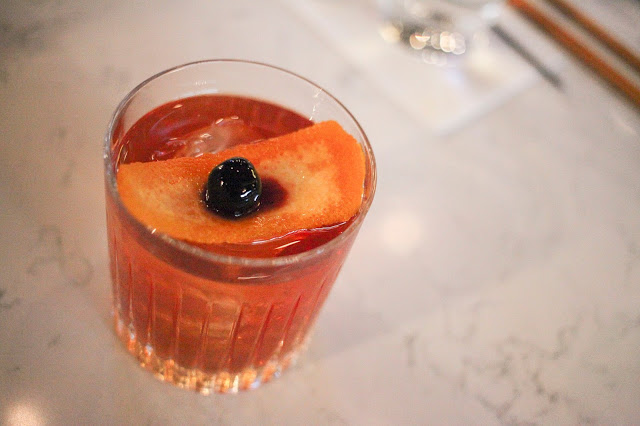 Old Fashioned at IL DESCO