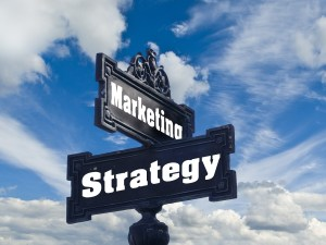 Signpost for Marketing Strategy