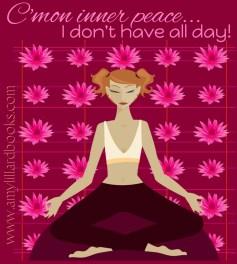 Amy Lillard inner peace www.amylillardbooks.com