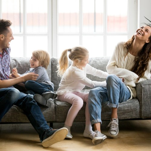 Parenting Strategies to Help Children Fight Fears and Overcome Anxiety