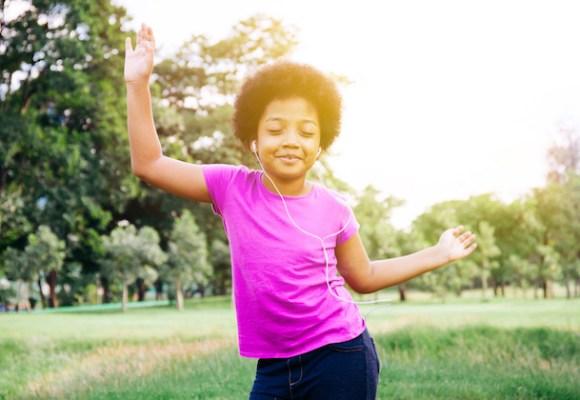 Dance Your Way to Healing Childhood Trauma and Emotional Regulation