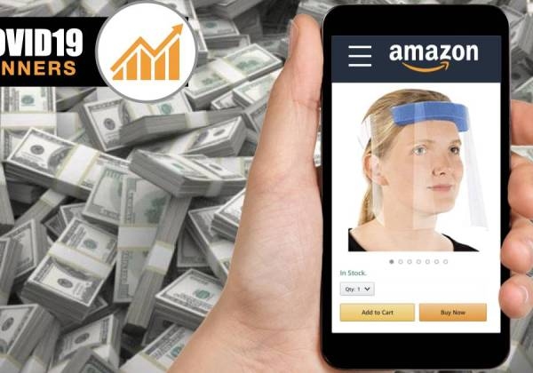 Amazon Covid Products Most Successful
