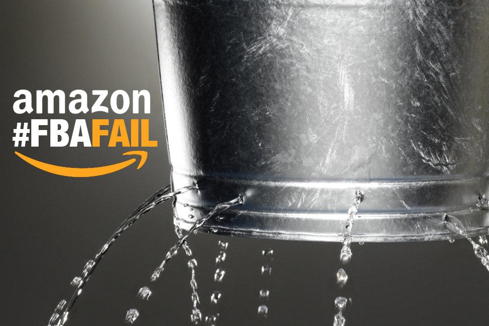 Amazon FBA Fail