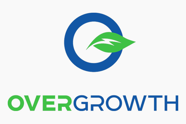 Overgrowth Amazon Logo grey