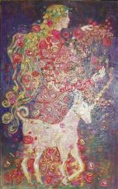 23- La dame à la licorne - C