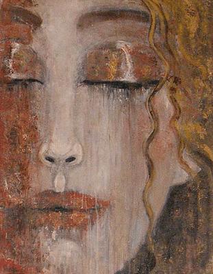 53- Auto portrait Repetitas - Collection privée