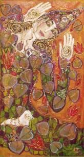 57- Danse de la folle sagesse - Collection privée