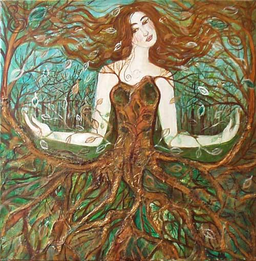 73- La valse de l'arbre - A