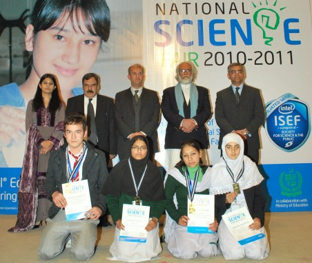 pic for news events National Science Fair link