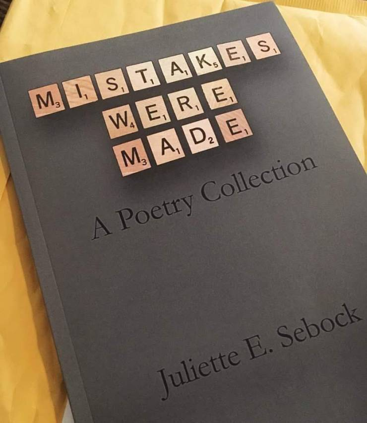 Mistakes Were Made - Envelope / How to Publish Poetry