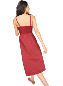 Cami Dress (Cruelty-Free Valentine's Day)