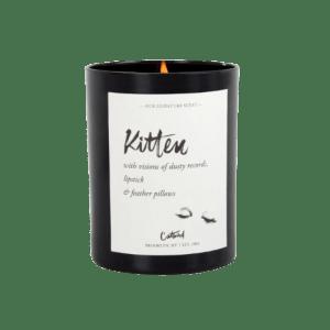 Kitten Candle Catbird (Cruelty-Free Valentine's Day)