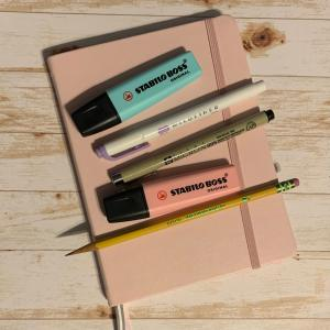 Bullet Journal - My Mobile Office in a Bag