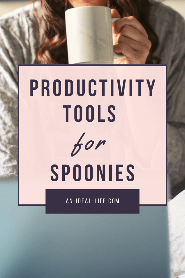 The Best Productivity Tools for Spoonies