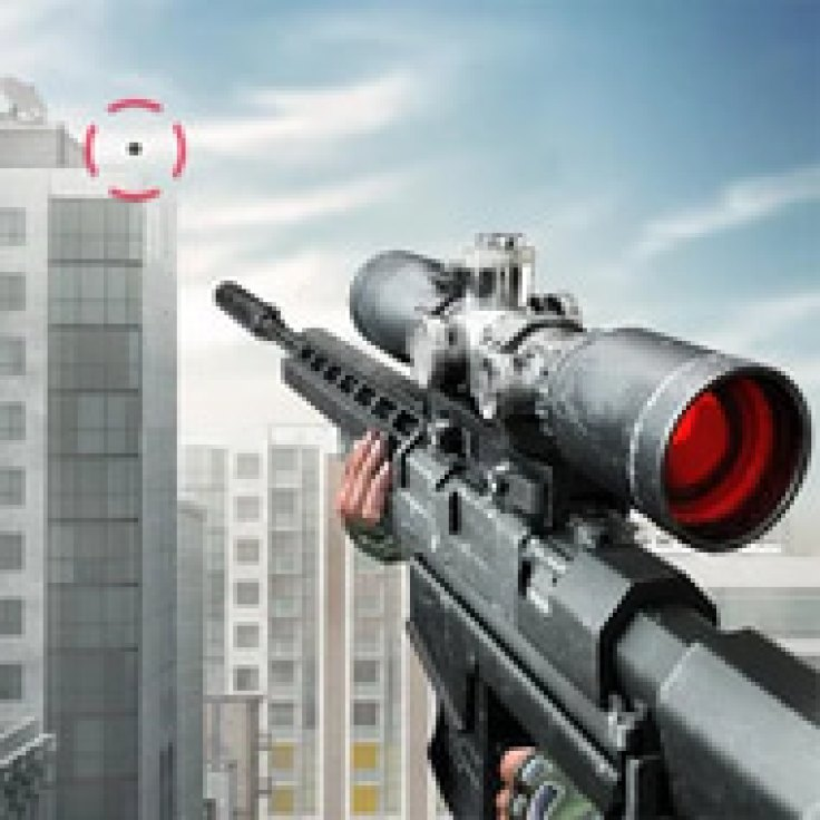 Sniper 3D: Fun Free Online FPS (MOD, Unlimited Coins)
