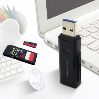 MINI 5Gbps Super Speed USB 3.0 Micro SD/SDXC TF Card Reader