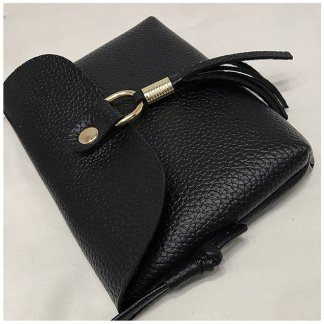Small Messenger Tassel Women Girls Shoulder Bag