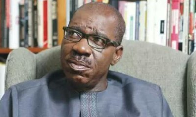 Edo: PDP Reacts To Gov Obaseki Dumping APC