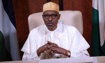 #NigeriaAt59: Buhari Sends Strong Message To Governors Over State Finance