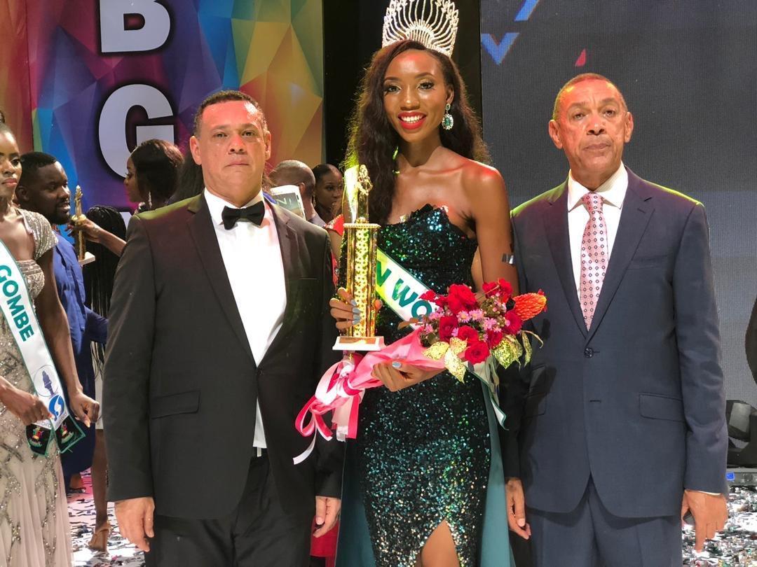 BREAKING: Miss Imo, Anita Ukah Wins #MBGN2018 (Photos/Video)