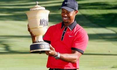 Tiger Woods Wins First Title Since 2013 (Video)