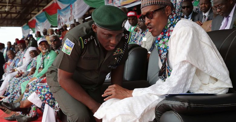Ensure Peaceful Election, Buhari Tells Nigeria Police