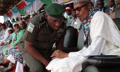 Ensure Peaceful Election,Buhari Tells Nigeria Police