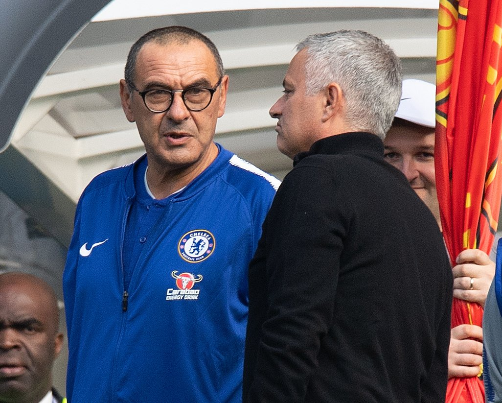 EPL: Sarri Makes History As Chelsea And Manchester United Share Points