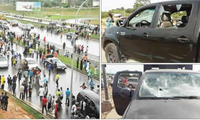 Graphic Video: How Soldiers Clashed With Shiites In Abuja