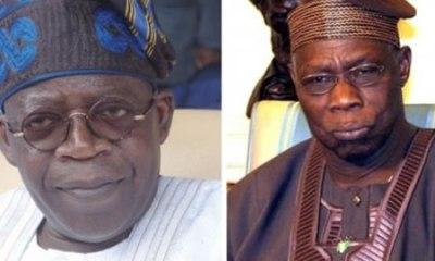 Obasanjo Speaks On Tinubu's Position In APC
