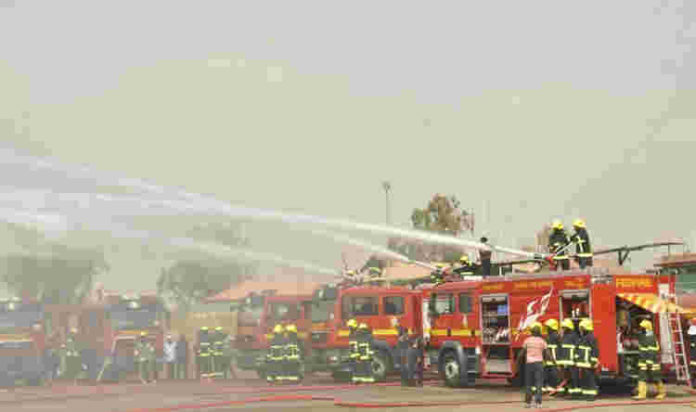 How To Check 2018 Federal Fire Service Recruitment Exercise Results