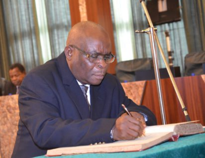 Why I Suspended Onnoghen As CJN - Buhari