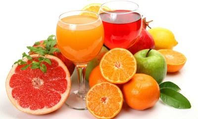 Fruit Juice Helps To Lower Blood Pressure