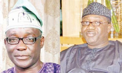 Election Tribunal Declares Fayemi Ekiti Governor