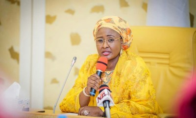 "Mrs Aisha Buhari, the wife of the President, has revealed her plan to establish a private university to be known as ""Muhammadu Buhari University""."