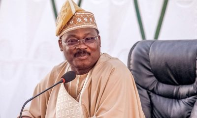 Immediate-past Oyo State governor Abiola Ajimobi has lost the move to win Osun South Senatorial District seat through the election tribunal.