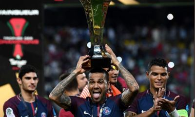 Brazilian defender, Dani Alves is now most successful footballer in history after winning his 42nd trophy with French giants, Paris Saint-Germain.