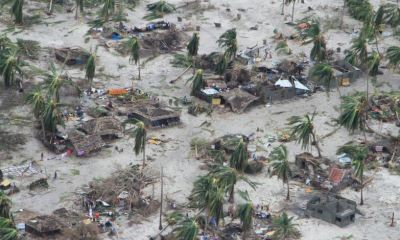 The United Nations will grant Mozambique and the Comoros Islands $13 million in emergency funds to help provide food and water and repair damage to infrastructure, the organization said late on Sunday, after the second cyclone in a month slammed into the region.