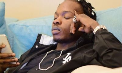 Singer Naira Marley has shared another controversial post in which he revealed he is not into the yahoo-yahoo business but urged Nigerians to pray for internet fraudsters popularly known as Yahoo boys.