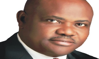 Breaking: INEC Declares PDP's Wike Winner Of Rivers Guber Election