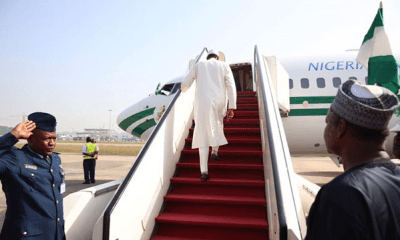 Despite criticism on frequent travelling and allegations against appointees within his cabinet and rising insecurity in the country, President Muhammadu Buhari has travelled to Saudi Arabia to perform the Umrah (optional pilgrimage).