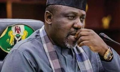 The Federal High Court, Abuja on Thursday, refused requests by two persons seeking to be joined as fresh parties in a suit filed between Imo Gov. Rochas Okorocha and Independent National Electoral Commission (INEC) over his certificate of return.