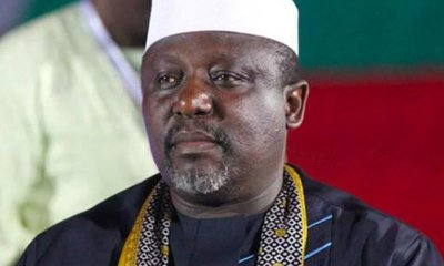 Governor Rochas Okorocha has warned the Acting Chairman of the Economic and Financial Crimes Commission (EFCC), Ibrahim Magu, not to allow the agency to be infiltrated by politicians.